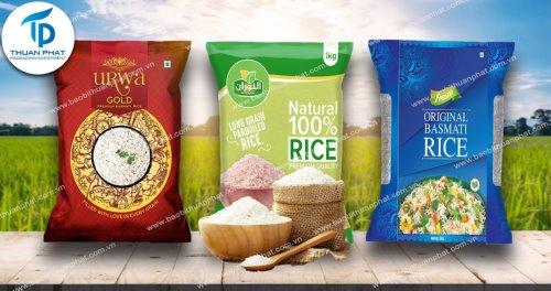 bao đựng gạo - Thuận Phát