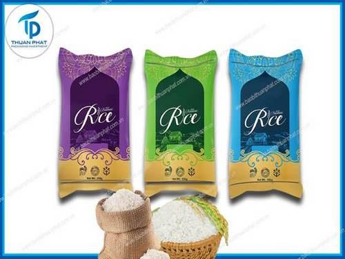 bao đựng gạo 10kg - Bao Bì Thuận Phát
