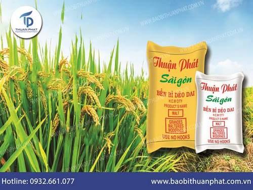 Bao nông sản đựng lúa - Thuận Phát